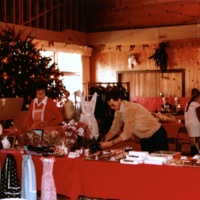 Early Christmas Boutique in the La Selva Beach Clubhouse