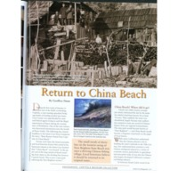Return to China Beach