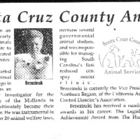 20170603-New GM for Santa Cruz county animal shelt0001.PDF