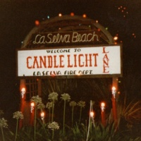 La Selva Beach Candle Light Lane Sign
