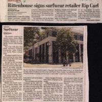 CF-201800615-Rittenhouse signs surfwear retailer R0001.PDF