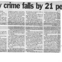 CF-20190817-City crime falls by 21 percent0001.PDF