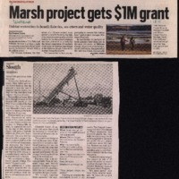 CF-20190807-Marsh project gets $1M grant0001.PDF