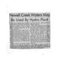 CF-20180726-Newell Creek waters may be used by hyd0001.PDF