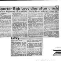 20170507-Reorter Bob Levy dies0001.PDF