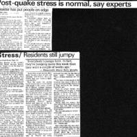 CF-20190220-Post-quake stress is normal says exper0001.PDF