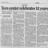 CF-20190213-Teen center celebrates 12 years0001.PDF