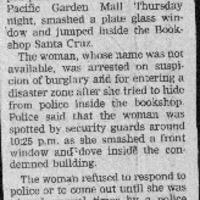 CF-20190127-Woman is arrested for mall break-in0001.PDF