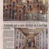 20170603- Animals get a new shelter in Live Oak0001.PDF