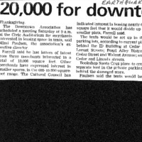 CF-20190130-City has $20,000 for downtown tents0001.PDF