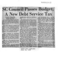 CF-20180727-SC council passes budget, a new debt s0001.PDF