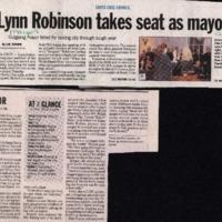CF-20180805-Lynn Robinson takes seat as mayor0001.PDF
