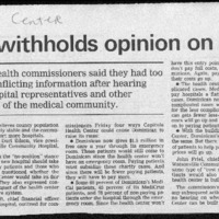 CF-20180513-County panel withholds opinion on heal0001.PDF