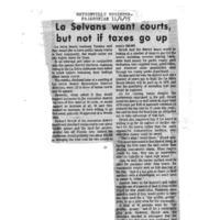 CF-20190131-La Selvans want courts, but not if tax0001.PDF