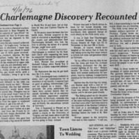 CF-20190807-Charlemagne discovery recounted0001.PDF