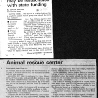 20170602-Animal rescue center may be resuscitated0001.PDF