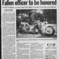 20170407-Fallen officer to be honored0001.PDF