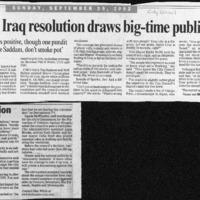 CF-2018128-City's Iraq resollution draws big-time 0001.PDF