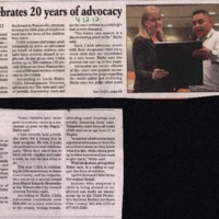 CF-20190501-CASA celebrates 20 years of advocacy0001.PDF