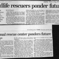 20170602-Wildlifer resuers ponder future0001.PDF