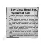 20170624-Bay View Hotel bar, restaurant sold0001.PDF