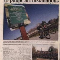 CF-20170907-River artwalk to featur 10 public art 0001.PDF