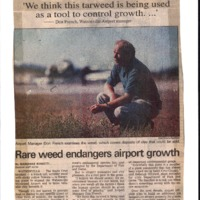 CF-20200105-Rare weed endangers airport growth0001.PDF