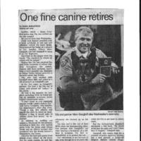CF-20180811-One fine canine retires0001.PDF