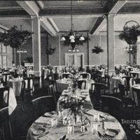 Dining Room at the St. George Hotel