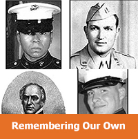 Remembering Our Own: Santa Cruz Veterans